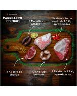 Combo Parrillero Premium