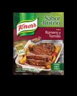 Sabor En Polvo Romero y tomillo Knorr