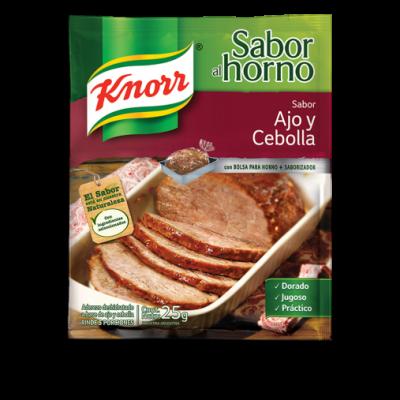 Sabor En Polvo Ajo Y Cebolla Knorr