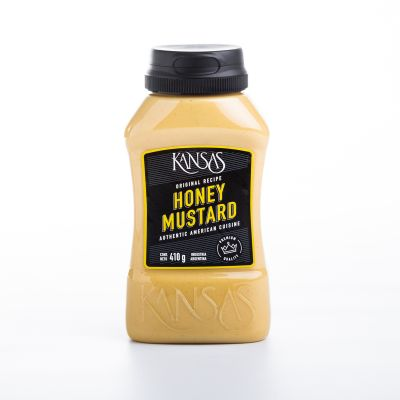 Honey Mustard Kansas 420g
