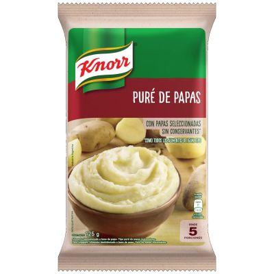 Puré De Papas Knorr 125 Grs